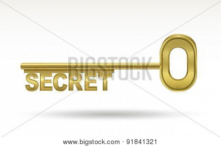 Secret - Golden Key