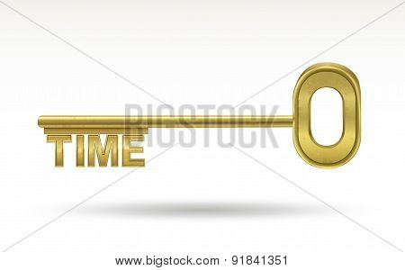 Time - Golden Key