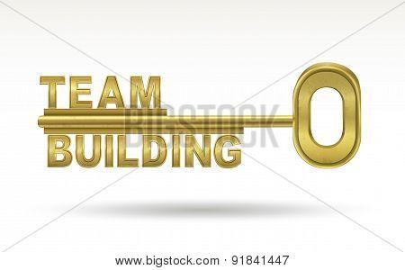 Team Building - Golden Key