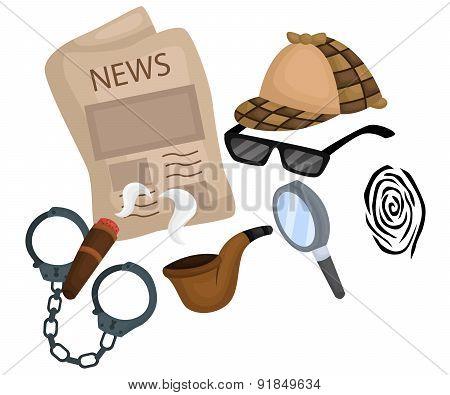 Detective Stuff