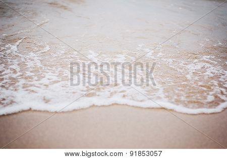 close up beach