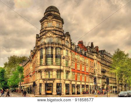 Empire House In London - United Kingdom