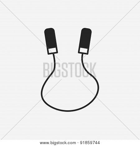 Skipping-rope Icon