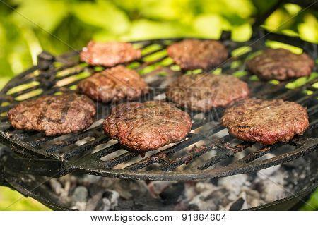 Beef Burgers