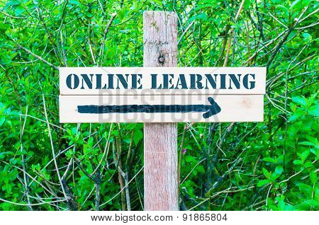 Online Learning Directional Sign