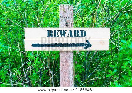 Reward Directional Sign