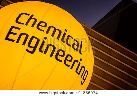 Chemical Engineering Balloon