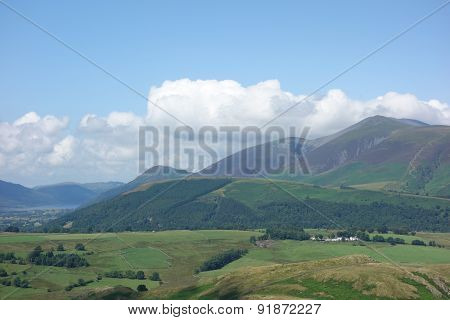 Latrigg and Skiddaw