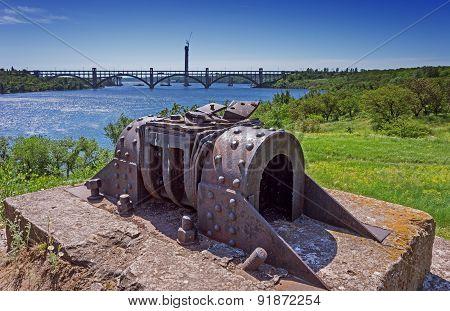 Destroyed Bridge
