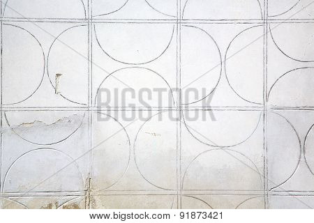 Wall Milan  In Italy Old   Church Concrete  Wall  Brick      Background  Mosaic Stone