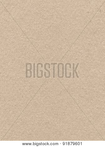 Brown Recycled Paper Texture With Vignette