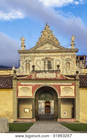 Pisa Charterhouse, Italy