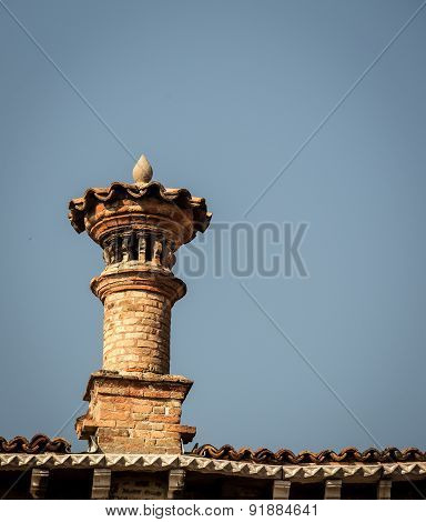 chimney venice