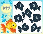 image of riddles  - Fish riddle theme image 4  - JPG