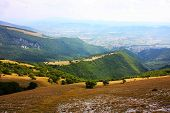 image of apennines  - Beautiful Landscapes of the mountains taken in the Apennines - JPG