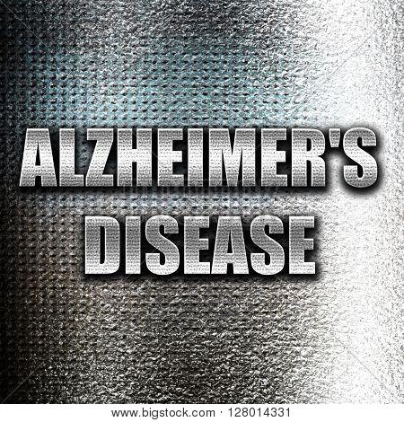 Alzheimer's disease background