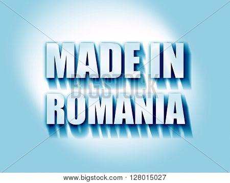 Made in romania