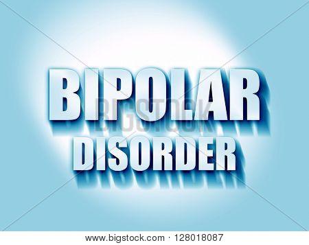 Bipolar sign background