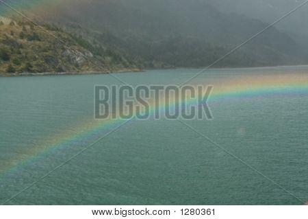Rainbow, Rocky Hills