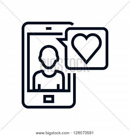 Smart Phone, Boyfriend Icon