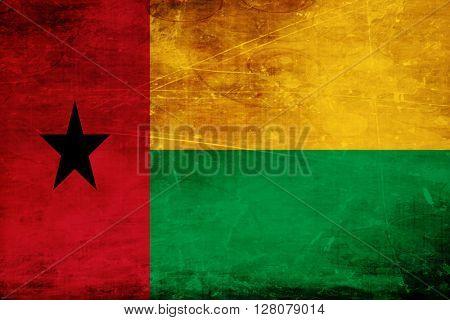 Guinea bissau flag