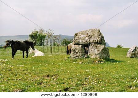 Ireland - Dolmen