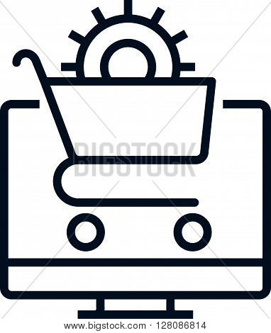 Commerce Optimisation Icon