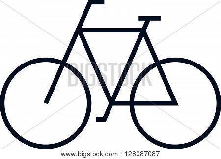 Sustainable Transport, Bike Icon