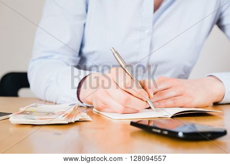 Business Finances - Accounting