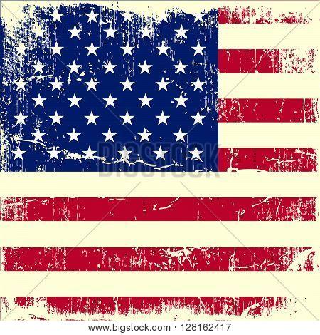 American grunge flag usa old grunge patriotism