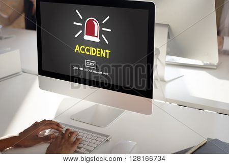 Accident Hospital Danger Life Concept