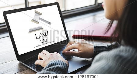 Law Lawyer Governance Legal Judge Concept