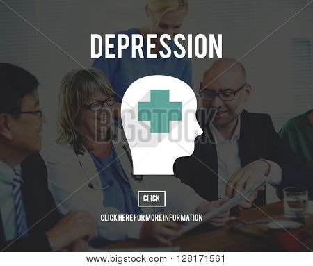 Depression Clinic Disorder Depression Concept