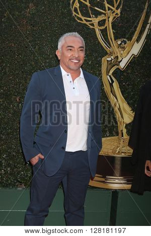 LOS ANGELES - APR 29:  Cesar Millan at the 43rd Daytime Emmy Creative Awards at the Westin Bonaventure Hotel  on April 29, 2016 in Los Angeles, CA