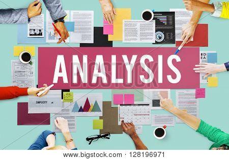 Analysis Analytics Analyze Data Information Concept