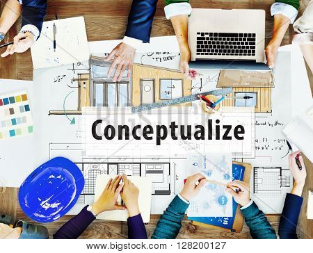 Conceptualize Create Masterplan Drawing Concept