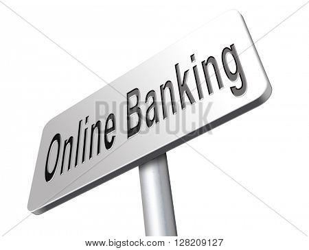 online internet banking money deposit account