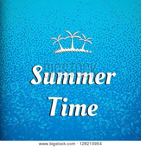 Summer Time cover easy all editable