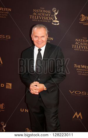 LOS ANGELES - MAY 1:  Andrew Ordon at the 43rd Daytime Emmy Awards at the Westin Bonaventure Hotel  on May 1, 2016 in Los Angeles, CA