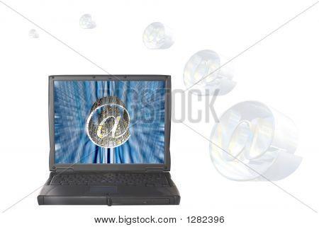 Laptop, Mailing