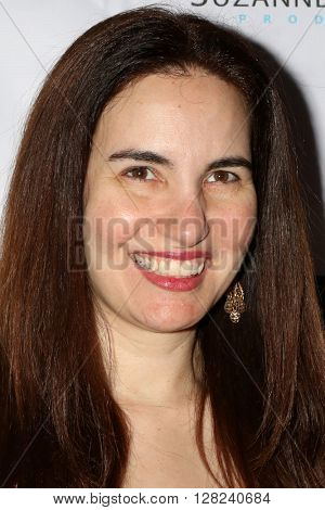 LOS ANGELES - APR 30:  Vida Ghaffari at the Suzanne DeLaurentiis Productions Gifting Suite at the Dylan Keith Salon on April 30, 2016 in Burbank, CA