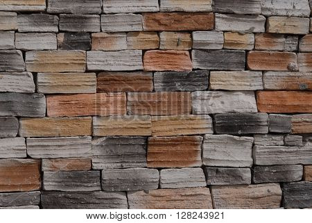 The red bricks. Wall of bricks. Texture of brick wall. The background of bricks. The old bricks. Old masonry. An old wall.