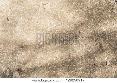 The texture of the cement floor. Cement floor background