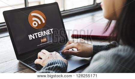 Internet Connection Wireless Wifi Technology Concept