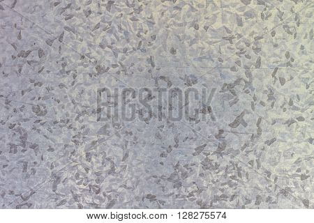 Texture And Background Of Galvanized Iron