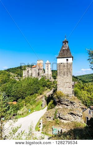 Hardegg Castle, Lower Austria, Austria