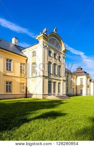 Potocki Family Palace, Radzyn Podlaski, Lublin Voivodeship, Poland