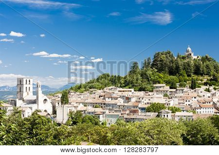 Forcalquier, Provence, France