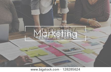 Marketing Analysis Business Plan Availability Concept