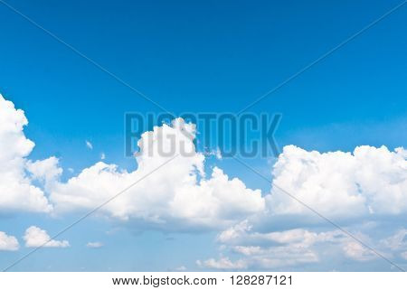 Spectacular Cloudscape Clean Air
